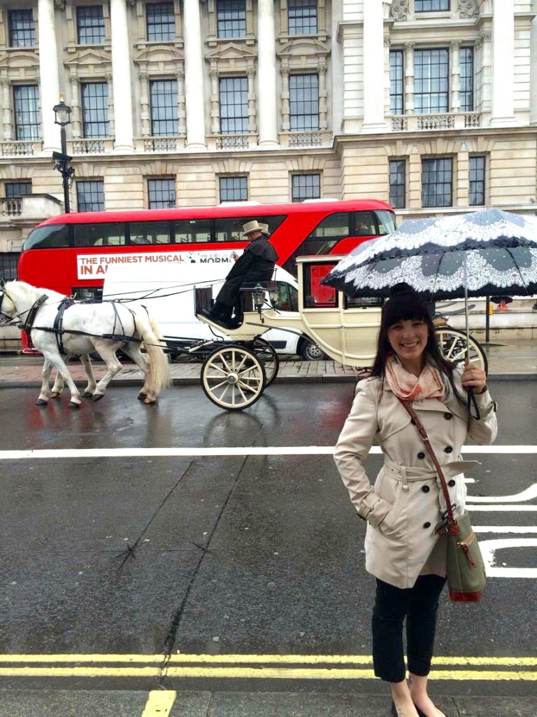 England Travel Diaries - London Style | www.femmesociety.ca