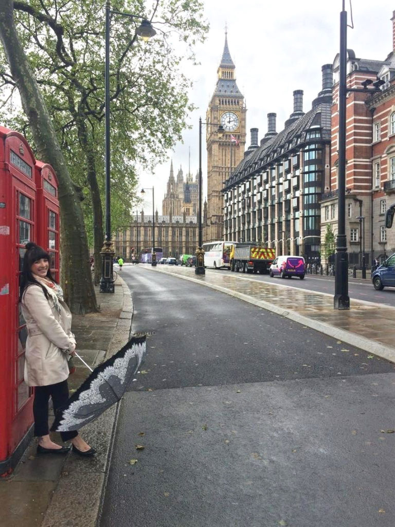 England Travel Diaries - Red Phone Booth - www.femmesociety.ca